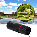 cheap Binoculars, Monoculars & Telescopes-10 X 25 mm Monocular Portable / Night Vision Black Camping / Hiking / Hunting / Trail