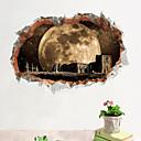 ieftine Acțibilde de Perete-Autocolante de Perete Decorative - 3D Acțibilduri de Perete Peisaj Sufragerie Dormitor Baie Bucătărie Cameră de studiu / Birou