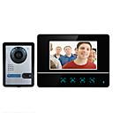 baratos Sistemas de Câmeras para Portas-MOUNTAINONE SY811FA11 7 Inch Video Door Phone 7inch Mãos Livres 700 TV Line Interfone de Vídeo Um para Um