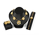 cheap Brooches-Women's Jewelry Set - Statement, Vintage Include Gold For Wedding / Party