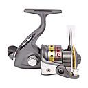 billige Fiskehjul-Fiskehjul Spinne-hjul 5.5:1 Gear Forhold+8.0 Kuglelejer Hand Orientering ombyttelig Havfiskeri / Madding Kastning
