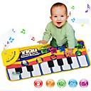 baratos Instrumentos de Brinquedo-Cobertor Musical Música Príncipe Princesa Interação pai-filho 1pcs Alta qualidade Adorável Bebê Dom