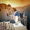 baratos Adesivos de Parede-papel de parede / Mural Tela de pintura Revestimento de paredes - adesivo necessário Estampado / Padrão / 3D