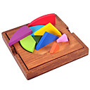 cheap Maze & Sequential Puzzles-Wooden Puzzle Wooden / Bamboo All Preschool Gift 1pcs