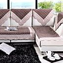 halpa Irtopäälliset-sohva tyyny Polka Dot / Geometrinen Herkkä tulostus Puuvilla / Pellava slipcovers