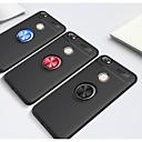 tanie Układy benzynowe-Kılıf Na Xiaomi Redmi 5A / Redmi 4a Uchwyt pierścieniowy Osłona tylna Solidne kolory Miękka TPU na Redmi Note 5A / Xiaomi Redmi Note 4X / Xiaomi Redmi 4A