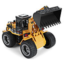 رخيصةأون سيارات التحكم عن بعد-RC سيارة 1520 6CH 2.4G جرافة 1:18 فرشاة كهربائية 60 km/h