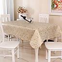 tanie Obrusy-Nowoczesny Kwadrat Obrus Prążki / Geometric Shape Dekoracje stołowe 1 pcs