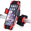 tanie Narzędzia i smary, Sprzątanie-Uchwyt rowerowy na telefon Rower górski żel krzemionkowy Czerwony - 1 pcs