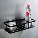 billige Baderomskraner-Hylle til badeværelset Høy kvalitet Moderne Rustfritt stål 1pc - Baderom Vægmonteret