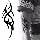 Недорогие Татуировки наклейки-5 pcs Временные тату Временные татуировки Тату с тотемом Искусство тела рука