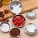 cheap Kitchen Utensils & Gadgets-1pc Kitchen Utensils Tools Stainless steel Creative Kitchen Gadget Herb & Spice Tools Spices