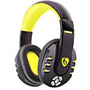 baratos Fones de Ouvido-V8 No ouvido Sem Fio Fones Dinâmico Acryic / poliéster Esporte e Fitness Fone de ouvido Confortável / Com controle de volume / Com