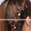 preiswerte Haarschmuck-Damen Einfach, Aleación Haar Clip - Ausgeschnitten Solide