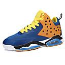 ieftine Pantofi Sport de Bărbați-Bărbați Tul Toamnă Confortabili Adidași de Atletism Basket Albastru Închis / Albastru / Roz și alb