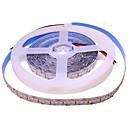 baratos Faixas de Luzes LED-5m Faixas de Luzes LED Flexíveis 240 LEDs 3014 SMD Branco Quente / Branco Frio Auto-Adesivo / Fundo de tv 12 V 1pç