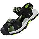 رخيصةأون أساور-صبيان أحذية شبكة قابلة للتنفس / PU صيف مريح صنادل مشبك إلى أزرق داكن / رمادي / أسود / أخضر