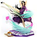 billige Anime Cosplay Tilbehør-Anime Action Figurer Inspirert av One Piece Boa Hancock PVC 18 cm CM Modell Leker Dukke