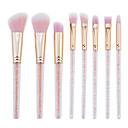 billige foundation børster-Professionel Make-up pensler Brush Sets 8stk Øko Venlig Blød Plastik til