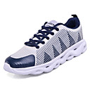 cheap Men's Oxfords-Men's PU(Polyurethane) Spring / Fall Comfort Sneakers Gray / White / Blue