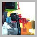 halpa Tulosteet-Painettu Pingoitetut kanvasprintit - Abstrakti Moderni Art Prints