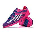 זול נעלי כדורגל-כל נעלי כדורגל גומי כדורגל מאמן, נושם PU צהוב / פוקסיה / כחול
