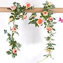 billige Jentesko-Kunstige blomster 1 Gren Stilfull / Rustikk Roser Veggblomst