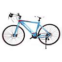 baratos Swim Aids-Bicicletas de estrada Ciclismo 21 velocidade 26 polegadas / 700CC SHIMANO TX30 Freio a Disco Duplo Comum Manocoque Comum Aço / #