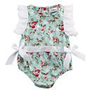 ieftine Set Îmbrăcăminte Bebeluși-Bebelus Unisex Activ Petrecere Imprimeu Funde Fără manșon Bumbac bodysuit