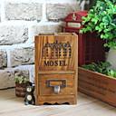 tanie Przedmioty dekoracyjne-1 szt. Drewniany minimalistyczny styl na Dekoracja domowa, Dekoracje domu Prezenty