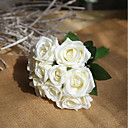 cheap Cell Phone Cases & Screen Protectors-Artificial Flowers 9 Branch Party / Wedding Roses / Eternal Flower Tabletop Flower