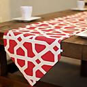 tanie Bieżniki stołowe-Nowoczesny Polichlorek winylu / Włókniny Kwadrat Podkładki Geometric Shape / Haft Dekoracje stołowe 1 pcs