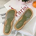ieftine Papuci de casă-Papuci Damă Sandale Casual PU Culoare solida