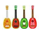 זול כלי צעצוע-מיני גיטרה סימולציה חינוך יוניסקס צעצועים מתנות 1 pcs