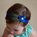 رخيصةأون للأولاد أغطية الرأس-اكسسوارات الشعر الريش يوميا طفل صغير