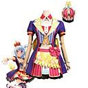olcso Parti fejdíszek-Ihlette BanG Dream Szerepjáték Anime Szerepjáték jelmezek Cosplay ruhák Más Rövid ujjú Kabát / Felső / Szoknya Kompatibilitás Uniszex Mindszentek napi kösztümök