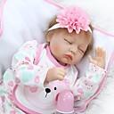 ราคาถูก Reborn Dolls-NPKCOLLECTION ตุ๊กตา NPK Reborn Dolls ตุ๊กตาสาว เด็กผู้หญิง 24 inch เหมือนจริง ของขวัญ ทำด้วยมือ Child Safe Non Toxic เล็บปลอมและเล็บ เด็ก เด็กผู้หญิง Toy ของขวัญ
