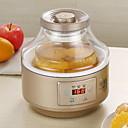 ieftine Dispozitive de Bucătărie-Producător de iaurt Model nou / Cool sticlă / PP / ABS + PC Mașină pentru iaurt 220-240 V 20 W Tehnica de bucătărie