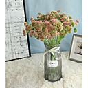 cheap Artificial Flower-Artificial Flowers 5 Branch Classic Rustic / Modern Plants Tabletop Flower