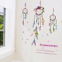 preiswerte Wand-Sticker-Dekorative Wand Sticker - Flugzeug-Wand Sticker Stillleben Wohnzimmer / Schlafzimmer