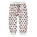 cheap Baby Boys' One-Piece-Baby Boys' Active / Basic Print Cotton Leggings / Toddler
