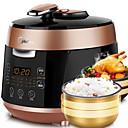 זול מכשירים למטבח-סיר לחץ עיצוב חדש / רב שימושי עמ' / ABS + PC קיטור מזון 220-240 V 900 W מכשיר מטבח