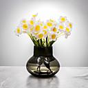 tanie Fresk-Sztuczne Kwiaty 0 Gałąź Klasyczna Nowoczesny / współczesny / Europejskie Wazon Bukiety na stół / Pojedyncza waza