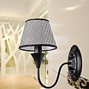 preiswerte Nachtleuchten-Kreativ Modern / Zeitgenössisch Wandlampen Wohnzimmer / Schlafzimmer Metall Wandleuchte 220-240V 25 W