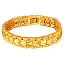 preiswerte Halsketten-Damen Seil Ketten- & Glieder-Armbänder - Herz Modisch Armbänder Gold / Silber Für Geschenk / Alltag