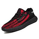 ieftine Pantofi Sport de Bărbați-Bărbați Pânză Vară Confortabili Adidași de Atletism Plimbare Negru / Alb / Negru / Roșu / Portocaliu & negru