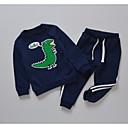 povoljno Kompletići za dječake-Djeca Dječaci Kolaž Dugih rukava Komplet odjeće