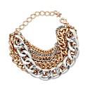 cheap Bracelets-Women's Chain Bracelet - Star Fashion Bracelet Gold For Daily School