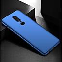 ieftine Cazuri telefon & Protectoare Ecran-Maska Pentru OnePlus OnePlus 6 / OnePlus 5T Ultra subțire / Mătuit Capac Spate Mată Greu PC pentru OnePlus 6 / One Plus 5 / OnePlus 5T