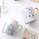 ieftine Cupe & Căni-Drinkware Porţelan / China Ceaiuri & Răcoritoare cadou iubit / cadou prietena 2pcs